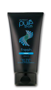 3-in-1 Face Wash