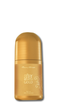 After Midnight Gold Roll-on Anti-perspirant
