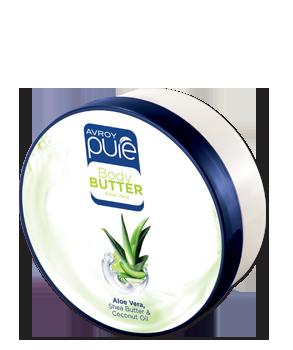 Aloe Body Butter