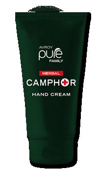 Camphor Hand Cream