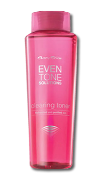 Clearing Toner