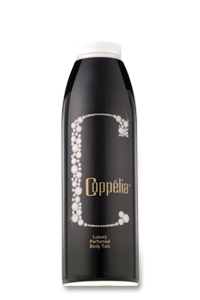 Coppelia Luxury Perfumed Body Talc