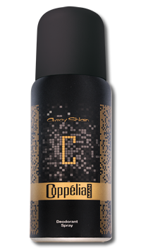 Coppelia Man Deodorant Spray