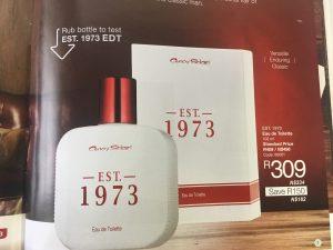 EST 1973 EDT