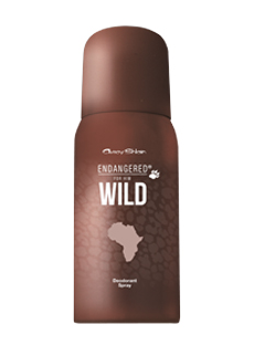 Endangered for Him Wild Anti-perspirant Spray