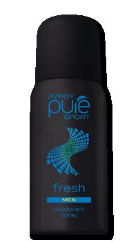 Fresh Deodorant Spray