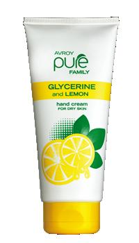 Glycerine & Lemon Hand Cream