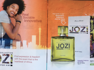 JOZI for Him EDT