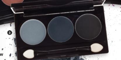 Lasting Colour Matte Eyeshadow Trio – Smokey Eyed