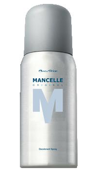 Mancelle Original Deodorant Spray