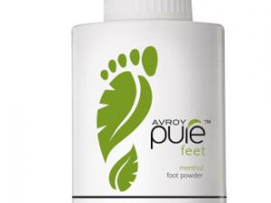 Menthol Foot Powder