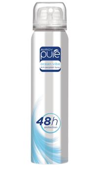 Ocean Vibe Deodorant Spray