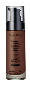 Perfect Cover Foundation – Dark Chocolate