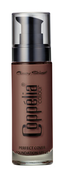 Perfect Cover Foundation – Hot Chocolate
