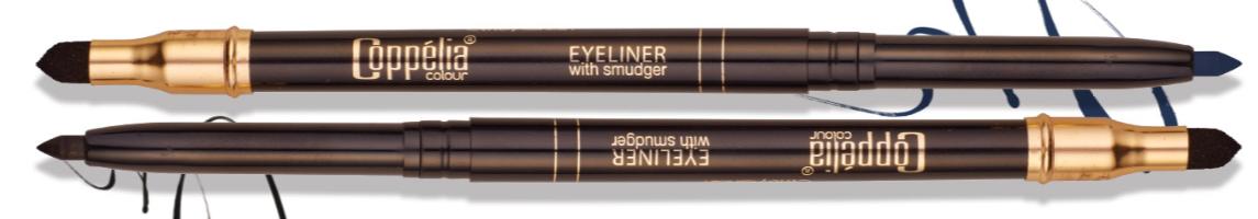 Retractable Eye Liner – black