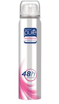 Revitalise Deodorant Spray