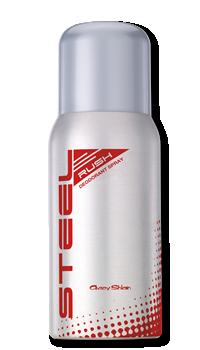 Steel Rush Deodorant Spray