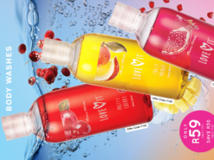 Love It Body Wash – Tempting Pomegranate