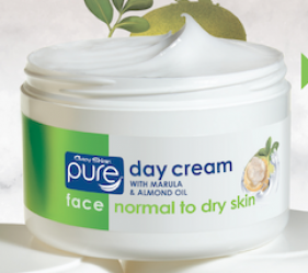Pure Day Cream – Normal to Dry Skin
