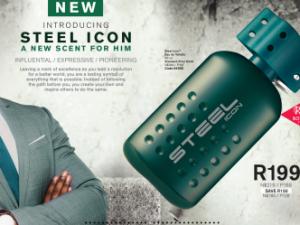 Steel Icon EDT