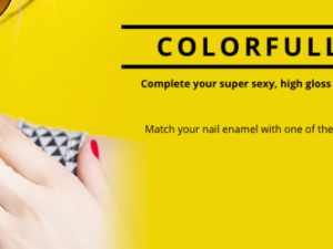 Colorfun Nail Enamel