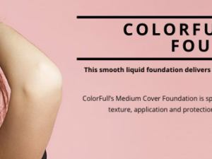 Colorfun Oil-Free Foundations