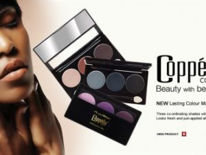 Copelia Colour Eyeshadow Trio's