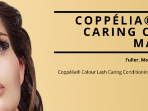 Coppelia Colour Lash Caring Conditioning Mascara