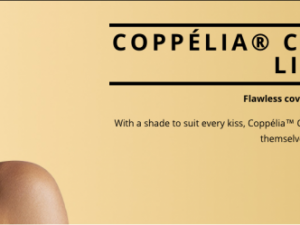 Coppelia Colour Plumping Lipstick