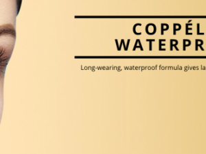 Coppelia Colour Waterproof Liquid Eyeliner