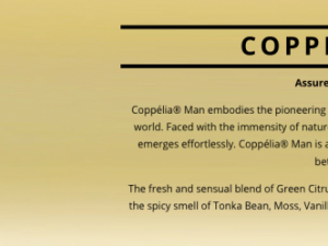 Coppelia Man